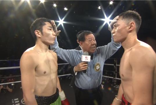 拜山波到底是如何被日本拳手KO的?看完这3张动图你就知道了