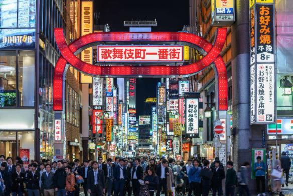 日本不再像以前一样安全 去日本的人需要注意的安全事项