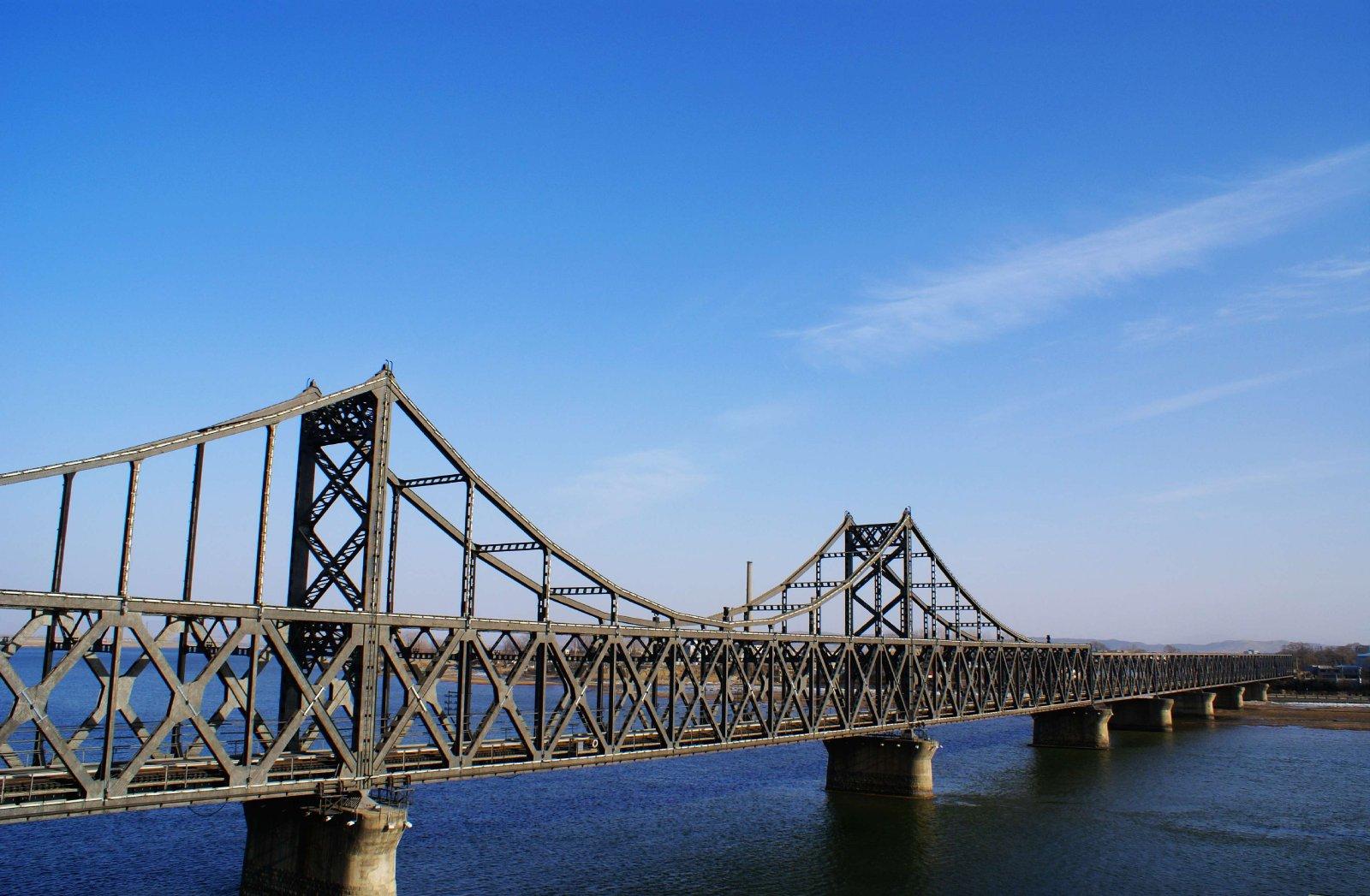 开放时间:全天 简介:中朝友谊桥,于1937年4月动工兴建,1943年5月竣工