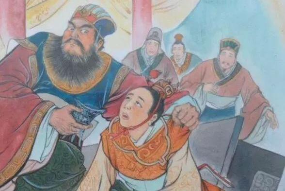 """诸葛亮在《出师表》说的""""贤臣""""和""""小人""""是指汉朝的哪些人"""