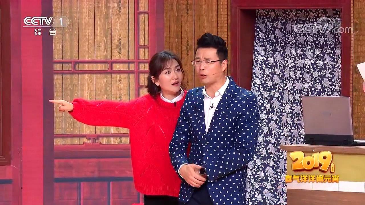 """[2019喜气洋洋闹元宵]王迅杨迪同台 """"两只松鼠""""出道"""