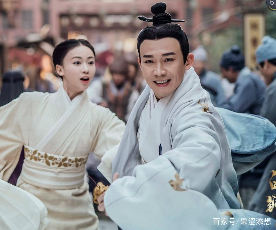 《延禧攻略》吴谨言和聂远再搭cp,《皓镧传》中的两人继续谱写一段爱