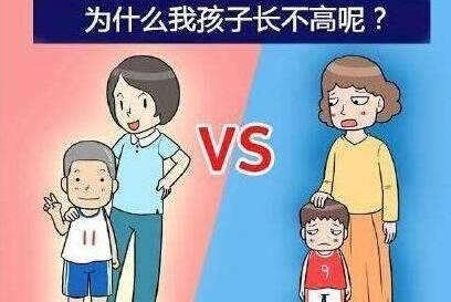 宝宝比同龄人矮,是长得晚还是有问题?家长要学会看这个图!