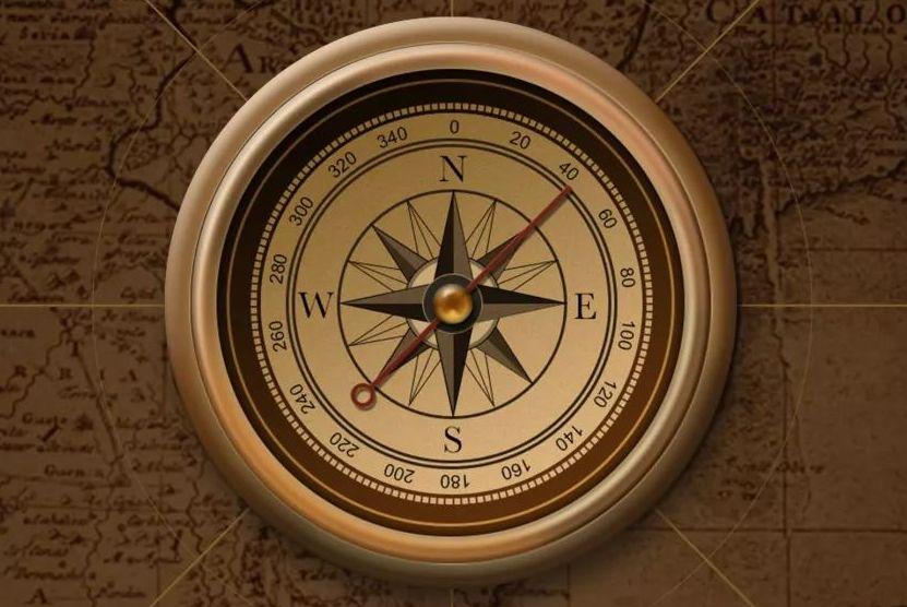 """见过指南针,但你见过""""指西针""""吗?指西罗盘诞生啦"""