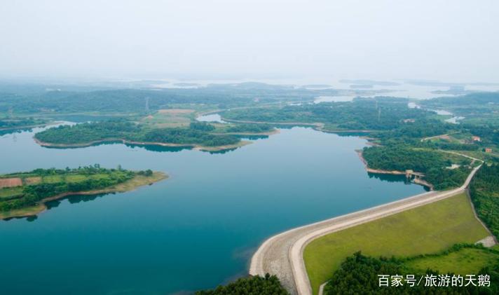 四平市二龙湖水利风景区