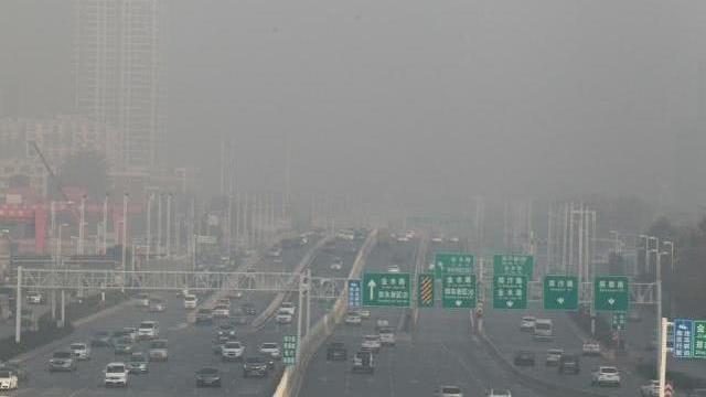 """重污染又来!郑州、洛阳等11地启动黄色预警,下周三还要""""升级"""""""