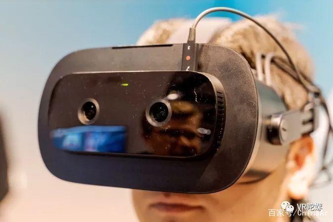 能实现VR与AR之间切换,Varjo头显XR-1评测