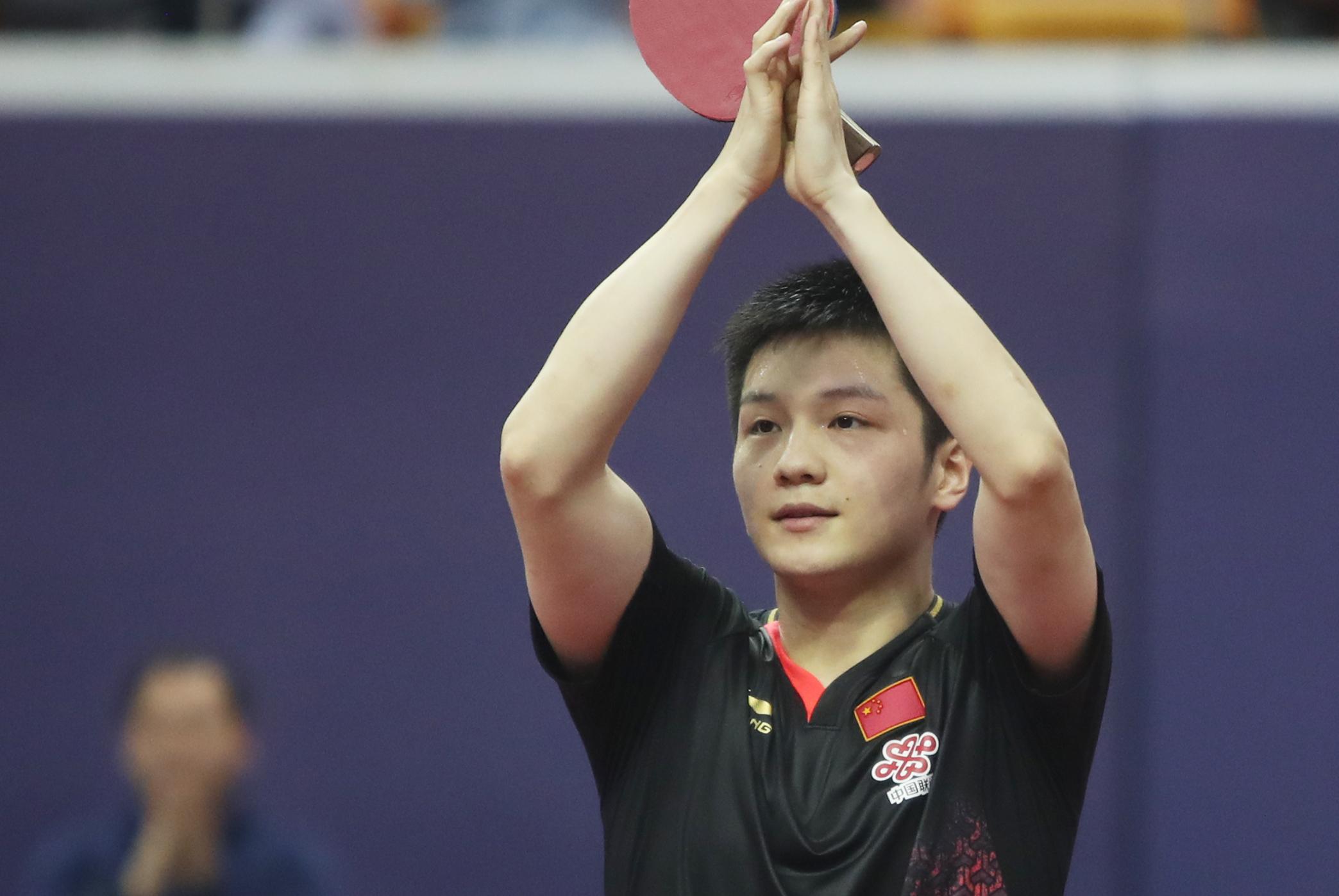 提前一轮锁定冠军!樊振东:夺冠对世乒赛很重要