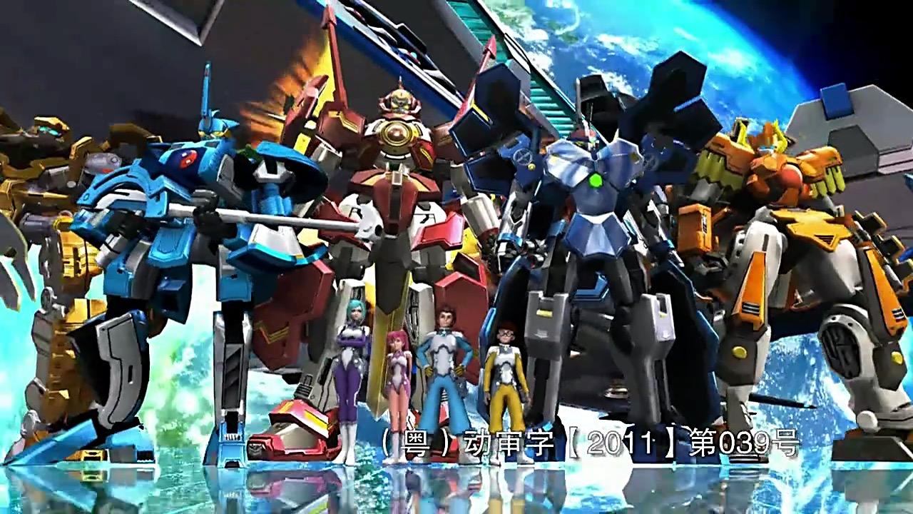 宇宙星神:四大邪恶星神实力太强,正义星神赢得胜利全
