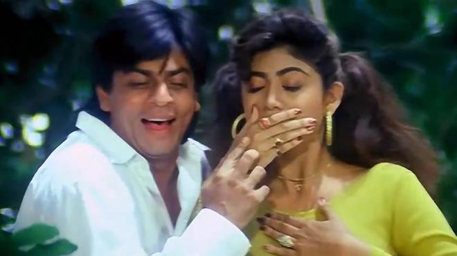 印度沙鲁克汗爱情骗局电影歌舞4