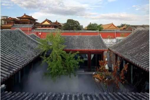 """四合院才是中国当下最""""土豪""""的宅子"""
