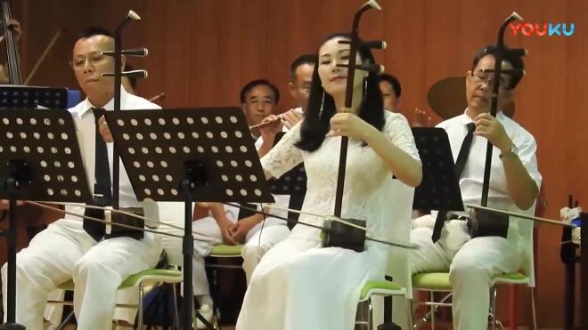 张雁鸿《采茶舞曲》伴奏京九乐团