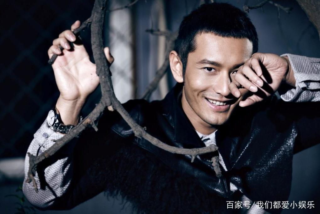 黄晓明自称不是演技派,被大家唾弃到想自杀,已经不是一线演员