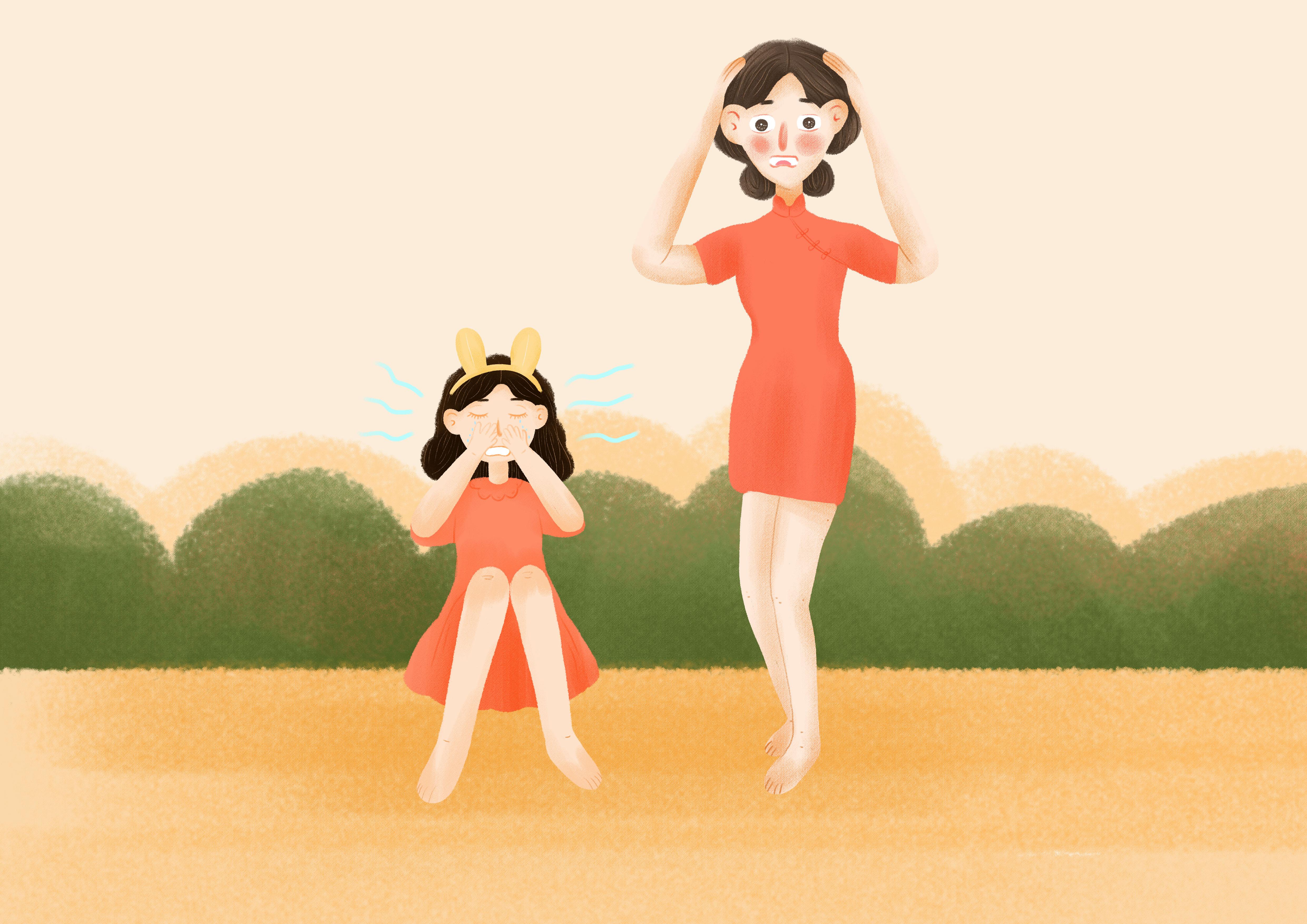 """哭闹时""""独宠""""妈妈的孩子,可不是""""讨债鬼"""",而是个""""暖宝宝"""""""