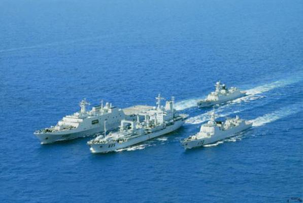 全球海军下饺子排名,俄罗斯排名垫底,中国名次实至名归