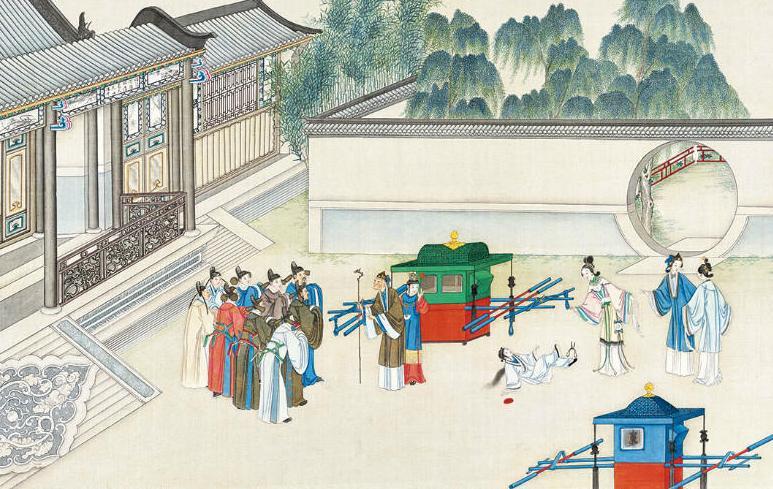 贾母做错一件事,令贾元春遭皇帝厌弃,打入冷宫