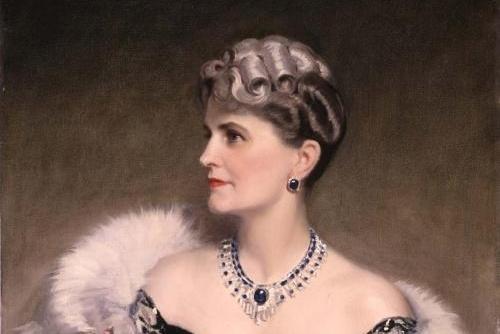 她出生在豪门,先后嫁过四个富豪,她出售的房子成川普最爱的豪宅