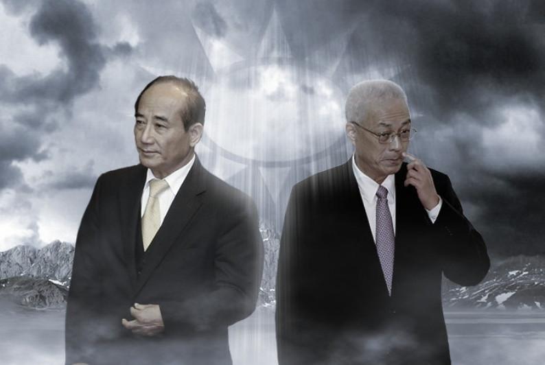"""隔空炮轰吴敦义""""特邀""""韩国瑜选2020,王金平:先证明他绝对当选"""