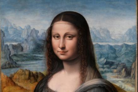 蒙娜丽莎不就是一幅肖像画吗?它为什么这么出名?