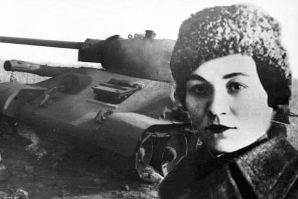 苏联最剽悍的妻子:为替丈夫报仇,倾家荡产买辆坦克去怼德国人