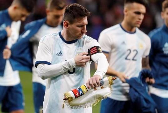 阿根廷迷失!2场便秘式进攻:15次射门进2球 有无梅西一个样