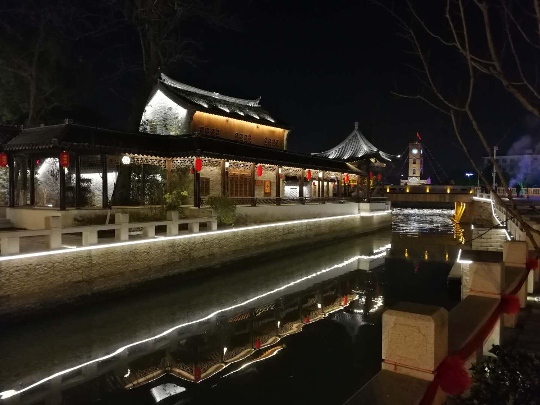唐闸古镇:家家户户贴对联,快快乐乐迎新年