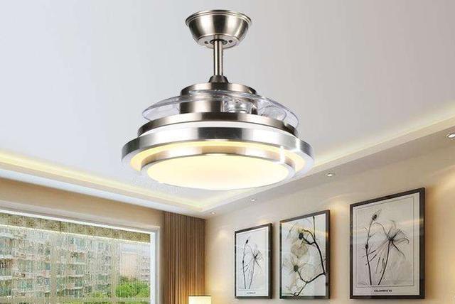 如今谁家还装空调?费电!灯扇完美替代,省电又实用,真利民