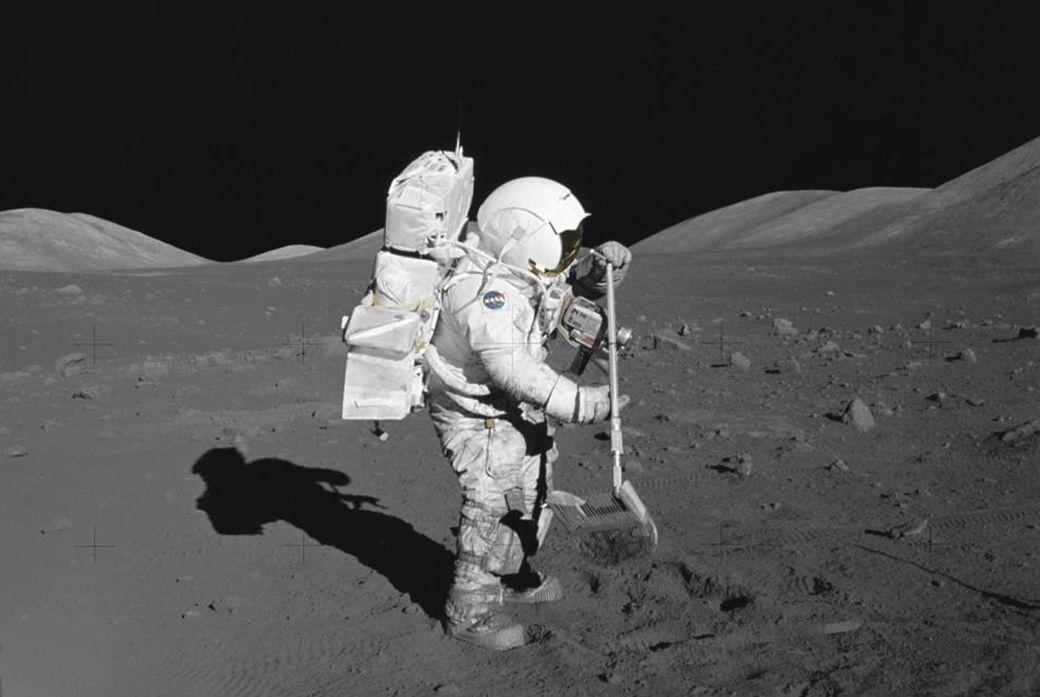 50年过去了,阿波罗宇航员带回的月球岩石仍有很多秘密