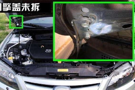 """买二手车时,""""5颗螺丝""""分辨出事故车,若被拧过,直接掉头就走"""