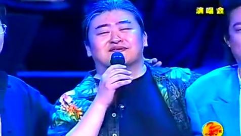 刘欢 廖昌永 莫华伦人民大会堂震撼演唱,好听到极致