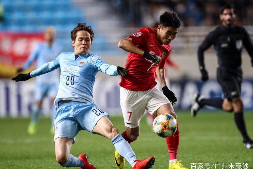 集体恐韩!中超亚冠抗韩竟4战0胜,两大霸主比惨鲁能平局竟成最佳