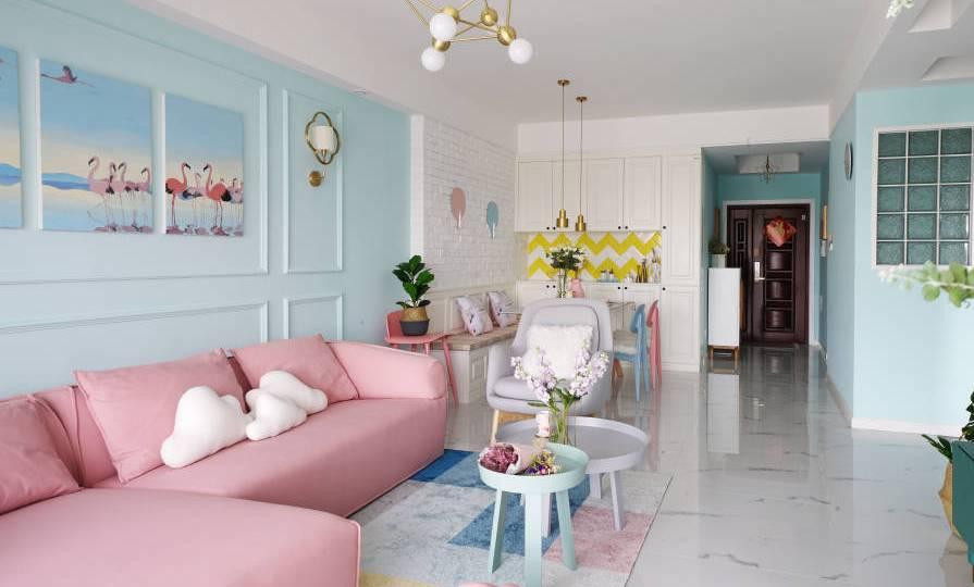 美少女的单身公寓,处处诗情画意,什么样的人,住什么样的家!