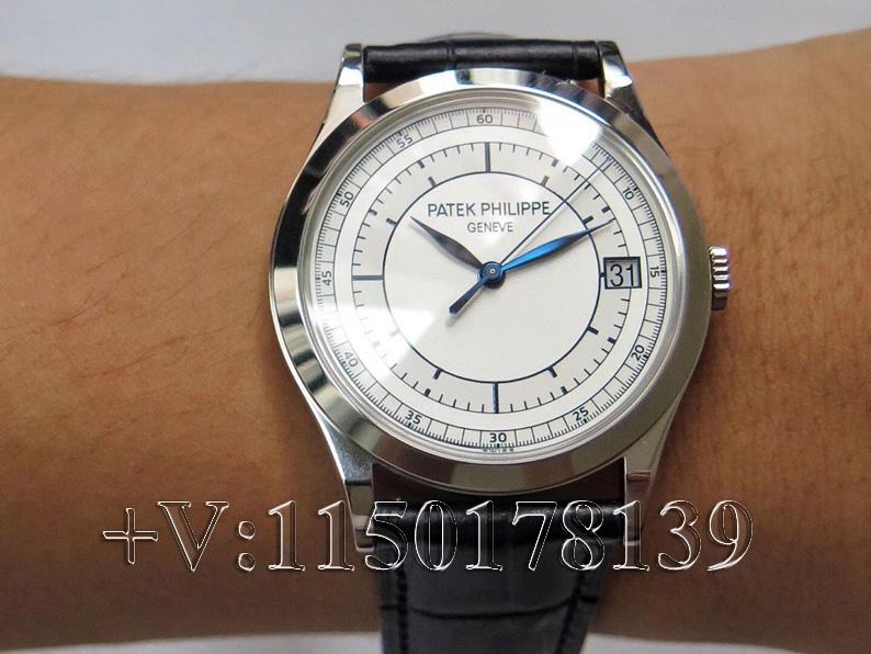 测评:ZF百达翡丽古典轨道盘296G-001,超薄正装表!