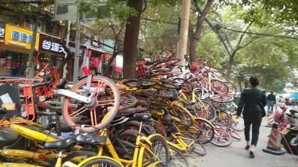 @郑州人!10月20日起,这些地方将禁止停放共享单车,否则无法还车!