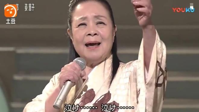 70几岁的姿宪子, 再次将那首《姿三四郎》唱响, 思绪瞬间随着音乐和画面回到80年代