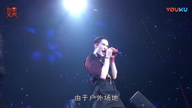 萧敬腾演唱会遭遇电梯惊魂, 原因却让人哭笑不得