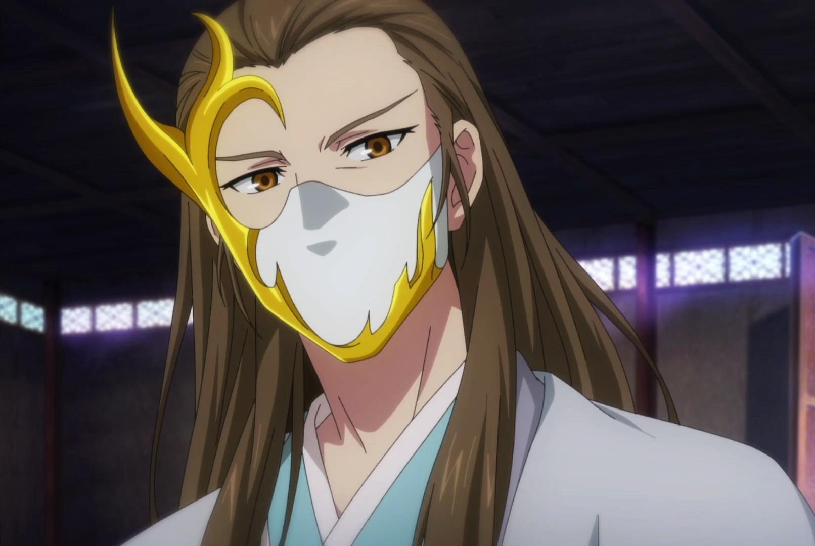 狐妖小红娘:面具组织开始探究圈外,王权霸业离失去剑心不远了