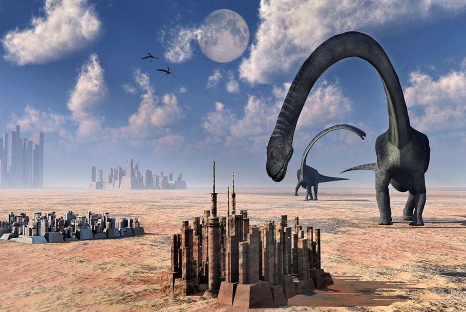 """史前智慧物种存在吗?那些""""高科技""""证据是他们留下的吗?"""