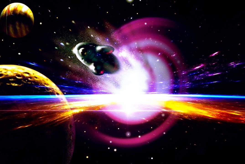 研究者发现爱因斯坦相对论存在的另一悖谬,或致时空崩溃