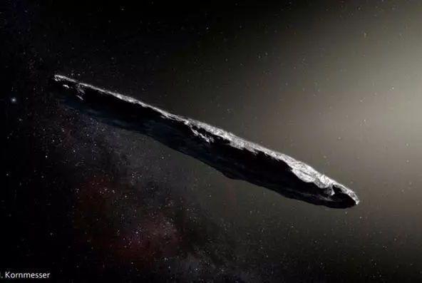 奥陌陌为什么会加速离开太阳系?是什么原因导致的?