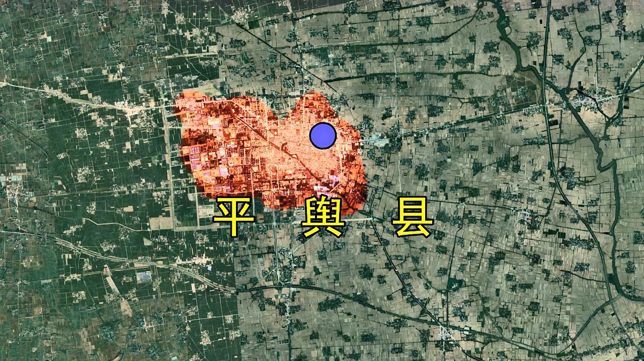 平舆县新版城市规划图图片