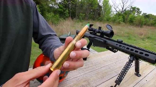 世界上最昂贵的子弹之一!威力果然不一样,网友:玩的都是钱啊!