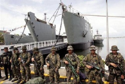 借600艘渔船向中国发难,菲律宾要夺回南海,外交部:且行且珍惜
