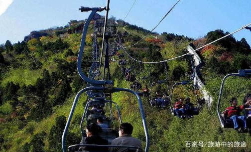 香山游客索道坠落身亡_去北京香山的话,推荐坐一次香山缆车