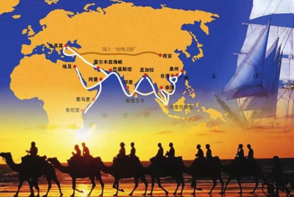 """对中国""""一带一路""""示好,小动作却不断,日本是真心还是搞破坏"""