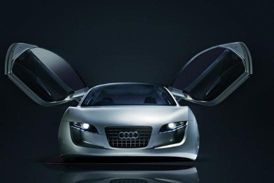 《流浪地球》里的科幻战车会变为现实吗?那些概念变量产的汽车!