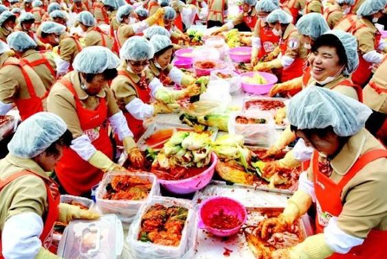 国家代表菜:韩国的泡菜,日本的寿司,法国的鹅肝,中国的就牛了