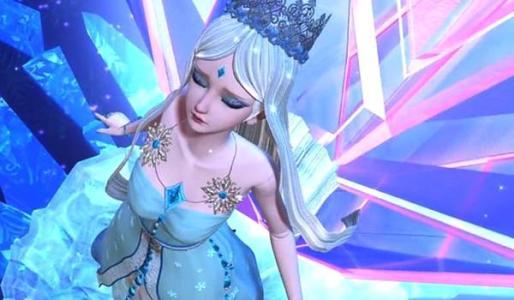 """当叶罗丽仙子们""""黑化""""后,灵公主仙气全无,冰公主最图片"""