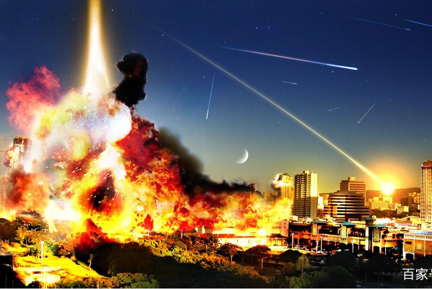 人类再次逃过一劫!去年12月一颗巨型陨石在白令海上空大爆炸