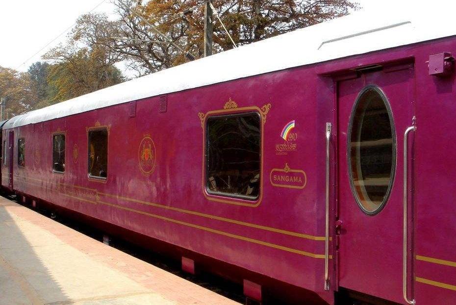 印度最奢华火车,八天只能开1100公里,17万人民币就只够住一晚